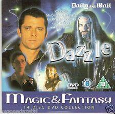 DAZZLE - MAGIC & FANTASY - DAILY MAIL PROMO DVD   FREE UK POST