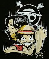 luffy One Piece Monkey D Men's Small Shirt Shirtpunch