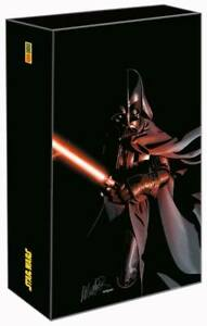 STAR-WARS-COMICS-PANINI-COFFRET-EDITION-COLLECTOR-800-EX-LITHOGRAPHIE-BROOKS