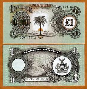 Biafra-1-pound-ND-1968-1969-Pick-5-UNC