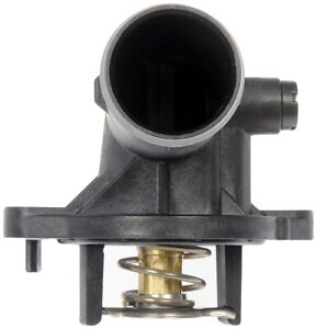 For Dodge Nitro Engine Coolant Thermostat Housing Assembly Dorman 79354YR