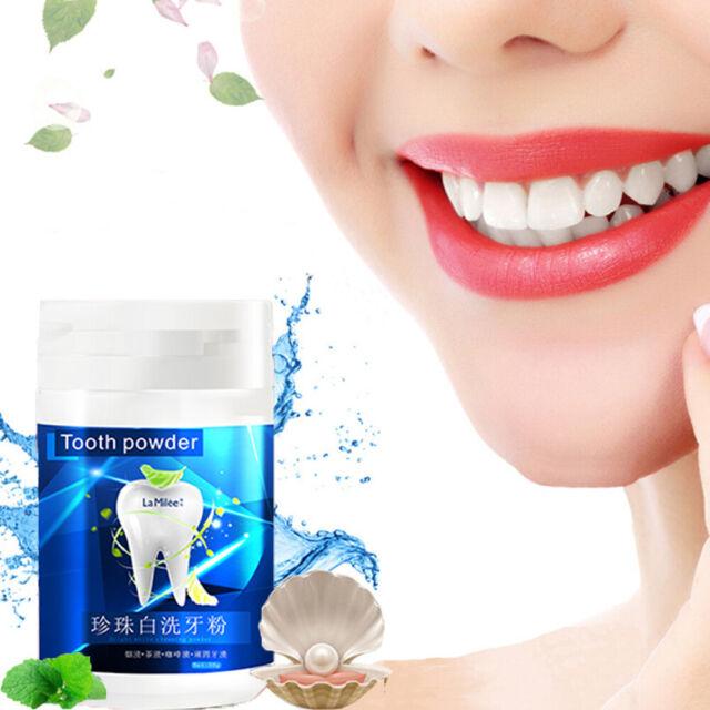 Oral Care Teeth Whitening Powder Physical Whitener Hygiene Improve halitosis