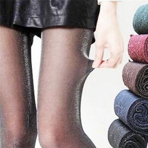 Collant con calze autoreggenti per donna con brillantini scintillanti Best GR