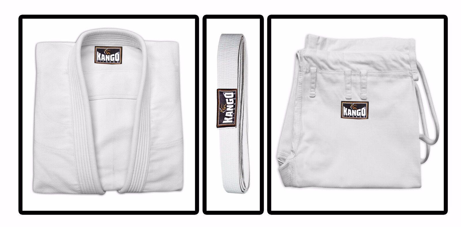 24d737f3f09aa Jiu Jitsu Uniform or Gi Premium Blank with Free Belt Brazilian ...