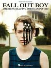 Fall Out Boy American Beauty American Psycho Pvg Book by Fall Out Boy (Paperback, 2015)