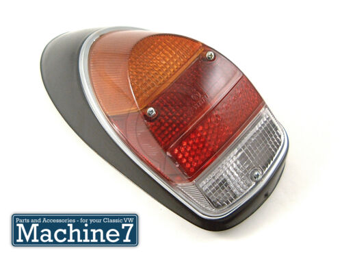 Classic VW Beetle Rear Light Indicator Complete Unit Tombstone Bug 68-73 Right
