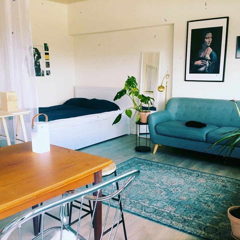 8000 1 vær. andelslejlighed, 63 m2, Augustenborggade 21C 9