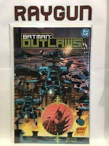 Batman-Outlaws-1-Prestige-Format-VF-NM-1st-Print-DC-Comics