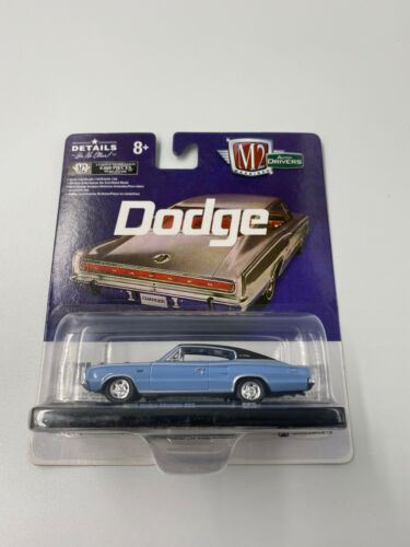 1:64 1966 Dodge Charger 383 M2 Machines by RACEFACE-MODELCARS
