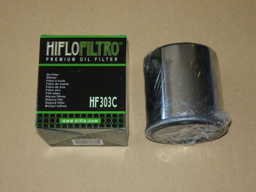 Ölfilter Hiflo Honda CBR 400 NC23 NC29 chrom *NEU*