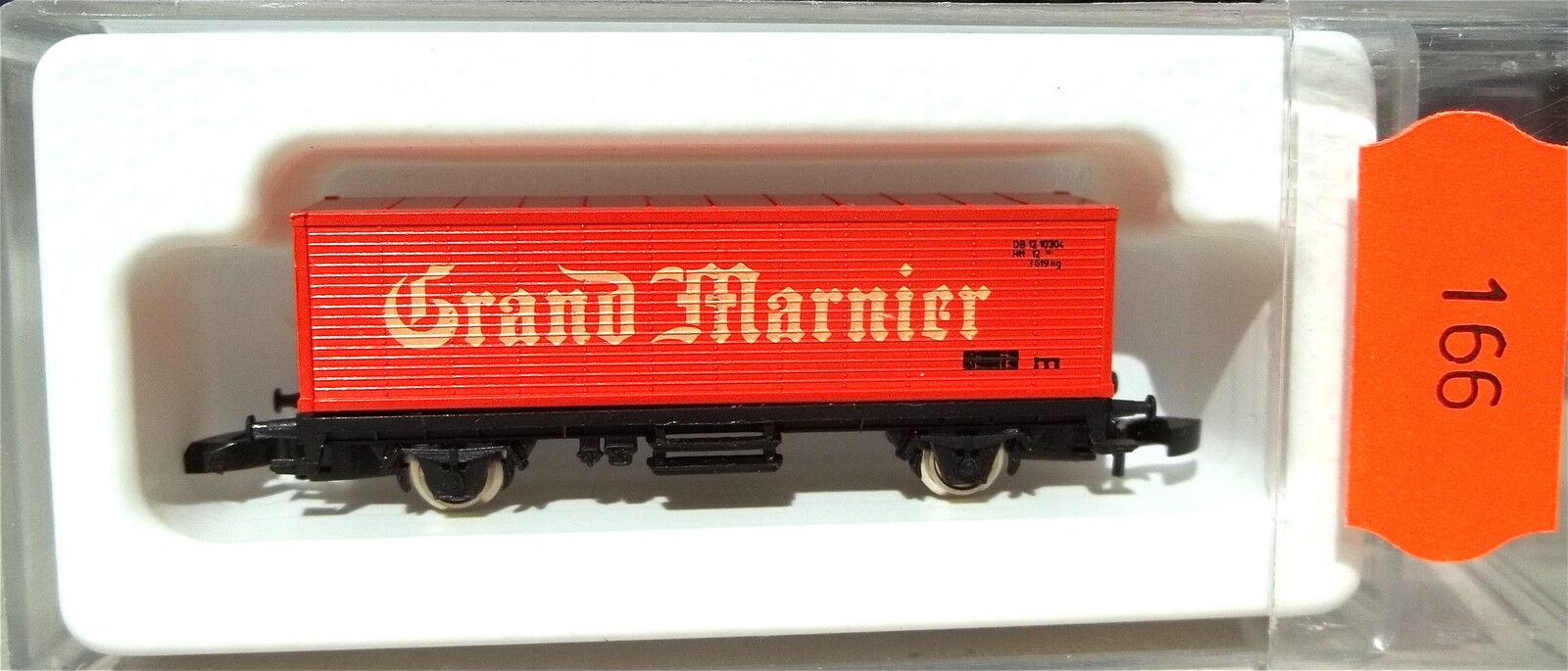 Grand Style, Container Load Car Kolls 87005 87005 87005 Märklin 8615 Z 1 220 166 876804
