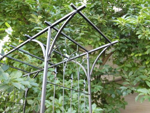 XXXL Rose Archway Growth Support Rankierhilfe Rosengestell Angular Shanghai