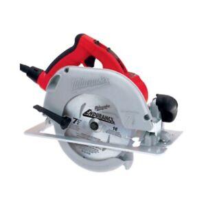 Milwaukee-6394-21-7-1-4-034-Circular-Saw-with-Quik-Lok-Cord-Brake-and-Case