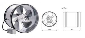 Rohrventilator-Rohrluefter-Industrieventilator-GERAUSCHARM-dalap-VPI-200mm-1202