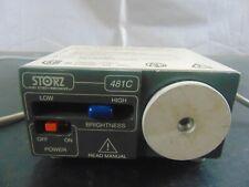 Karl Storz Endoscopy 481c Light Source