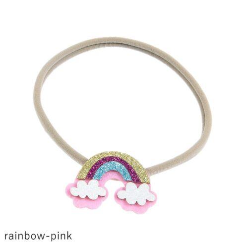 Party Unicorn Hairband Rainbow Headwear Hair Accessories Baby Headband