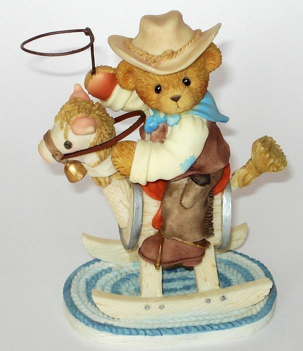 Cherished Teddies - Wes - I Want To Be A Rough Rider Too 851523