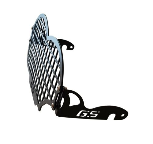 A BMW R1200GS Motorcycle Headlight Cover Guard Protector Grill 2004-2012