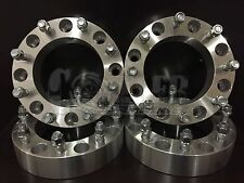 """4 X Wheel Spacers 1.5"""" Adapters FOR FORD F250 SUPER DUTY 8X170 Lug Bolt Aluminum"""