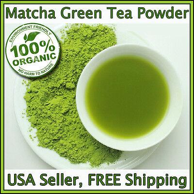 Organic Matcha Green Tea Powder - 16 oz (1lb) -FREE  1-3 DAY EXPEDITED SHIPPING