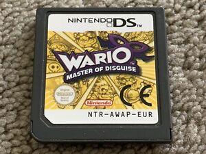 WARIO-MASTER-OF-DISGUISE-NINTENDO-DS-GAME
