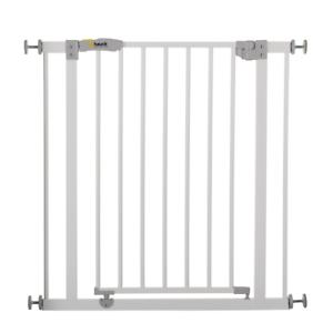 Hauck-Open-039-n-Stop-Barriere-d-039-Escalier-Blanc
