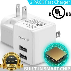 2PACK-2-Port-Dual-USB-Fast-Wall-Charger-Adapter-Plug-for-iPhone-Samsung-Galaxy