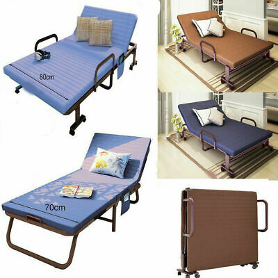 Single Fold Guest Visitor Compact Bed