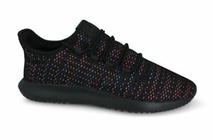 72e9c355539596 Adidas Original Men s Tubular Shadow CK NEW AUTHENTIC Black Red ...