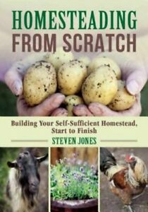 Homesteading from Scratch: Building Your Self-Sufficien