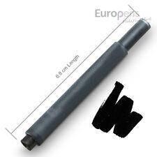 20 X compatible con pluma estilográfica Lamy Cartuchos De Tinta Recargas de T10-Negro (4 Paq)