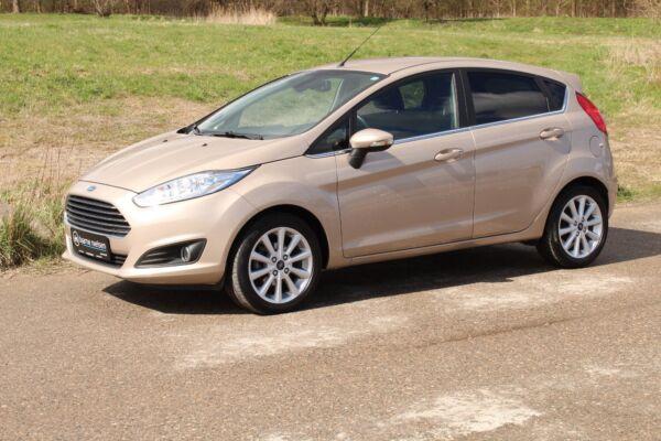 Ford Fiesta 1,0 SCTi 100 Titanium billede 0
