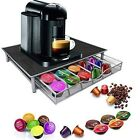 36 Coffee Pod Holder Drawer Special for Nescafe Dolce Gusto With Machine Stand