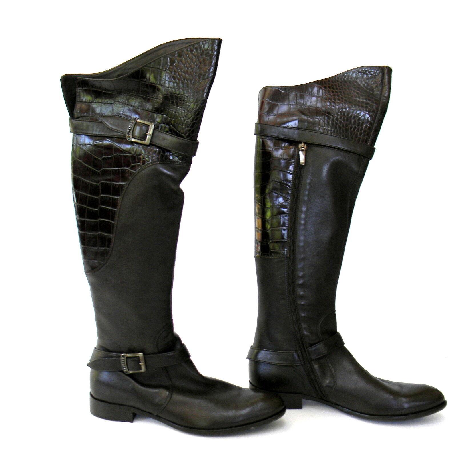 disponibile Bagatto Leather Over The The The Knee avvio Made in  Dimensione 8 Euro Dimensione 38  marchio in liquidazione
