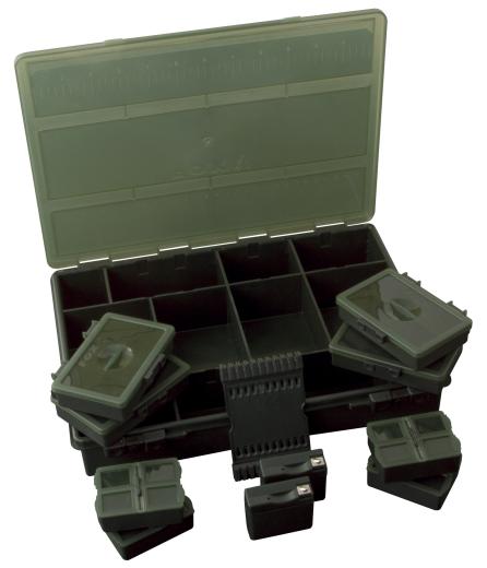 FOX Royale sistema Deluxe Box-LARGE
