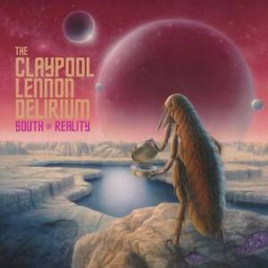 The-Claypool-Lennon-Delirium-South-of-Reality-NEW-CD