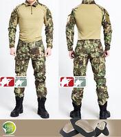 Mandrake Gen3 G3 Combat Suit Shirt Pants Army Military Airsoft Hunting Kryptek