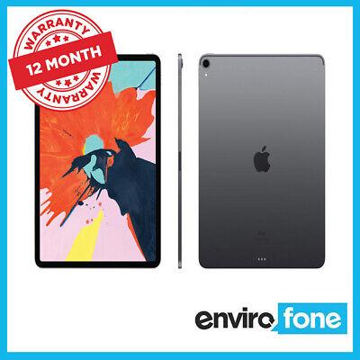 Apple iPad Pro 12.9 (2018) 64GB 256GB 512GB 1TB SIM Free Refurbished Tablet