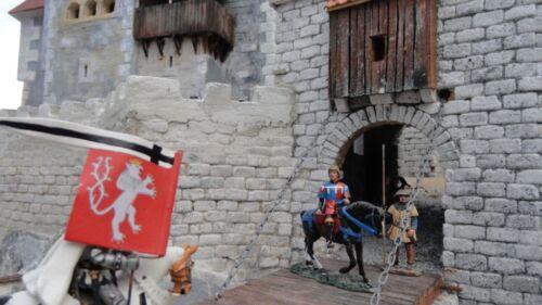 Gartenburg selber bauen 250 Ruinen Burg Bausteine