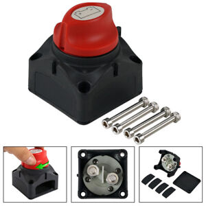 600A-12-48V-Battery-Isolator-Cut-Off-Kill-Switch-For-Car-Knob-Marine-Boat-Camper