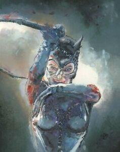 11x14-034-PRINT-Catwoman-Pfiffer-Batman-Returns-Whip-Superhero-Comic-Book-Wall-Art