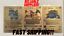 Metal-Pokemon-Card-Charizard-Blastoise-Venusaur-Gold-Shadowless-1st-ed-set miniature 1