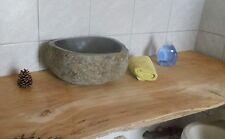 Eichenbohle, Waschtischplatte, ca.100x50x7 cm, Tischplatte, Waschtisch, Eiche