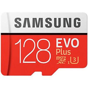 Samsung-128GB-Evo-Plus-Micro-SDXC-TF-Card-UHS-I-U3-Adapter-100MB-s-New