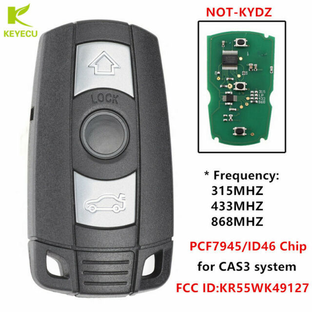 Cheap Replacement Remote Key For BMW 328i XDrive 328xi