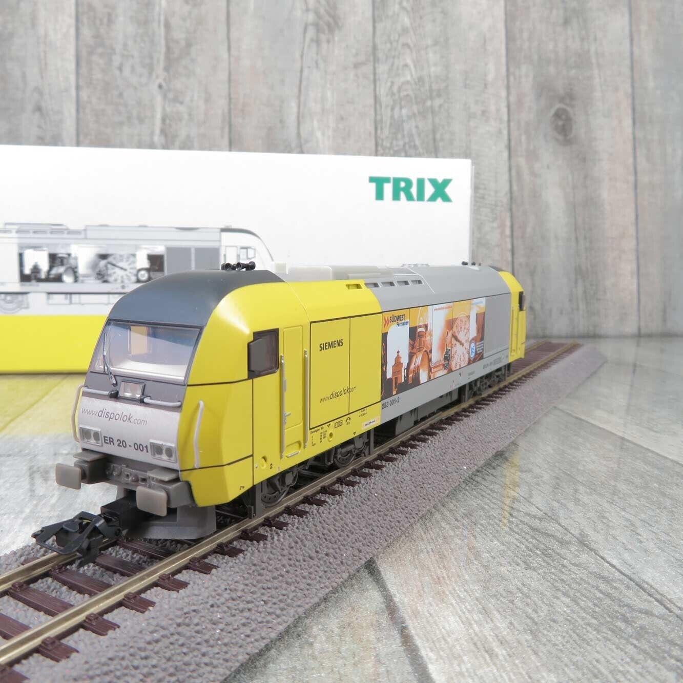 TRIX 22092 - H0 - Diesellok - Siemens 253 001-2 - Digital - OVP -  Ab27903