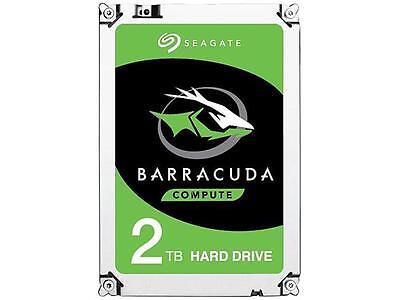 """SEAGATE Japan-Barracuda 3.5/"""" 4TB HDD 6Gb//s 32MB 7200rpm ST3000DM007//A,Track#"""