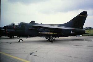 2-194-Vought-A-7-Corsair-United-States-Air-Force-Kodachrome-SLIDE