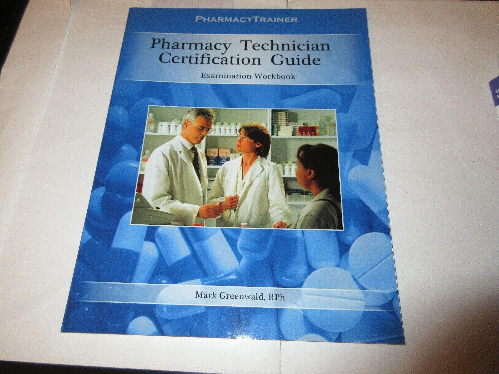 Pharmacy Technician Certification Guide , Examination W