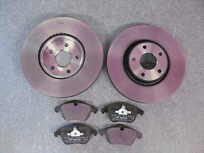 Original Ford Set Bremsscheiben Klötze vorne Mondeo IV 1500159  1916756